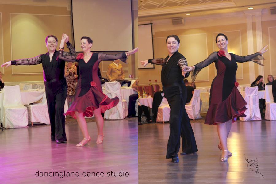 Debra Rhythm dancing
