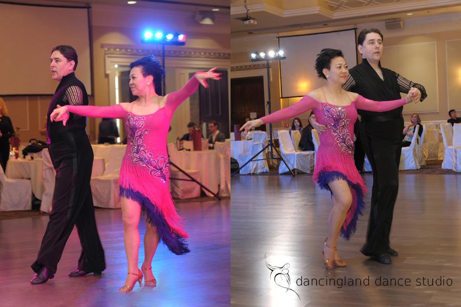 Ludia Rhythm dancing
