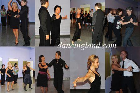 dance party September 2009