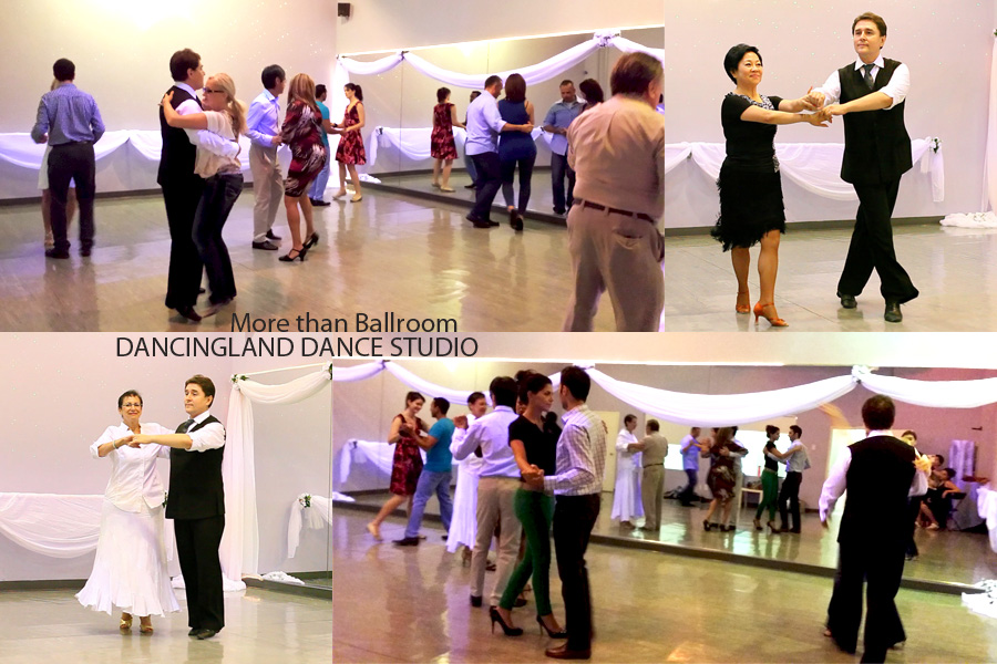 dance party August 2014
