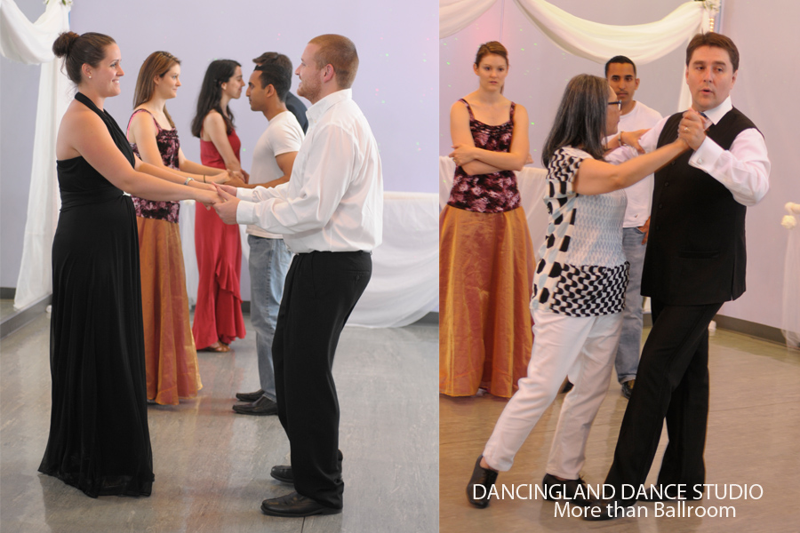 ballroom daning