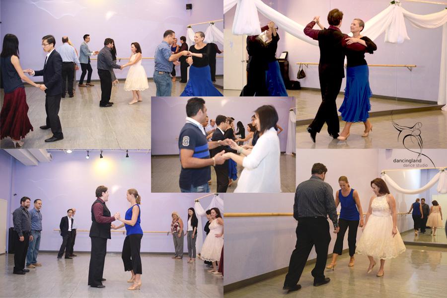 dancing August 6