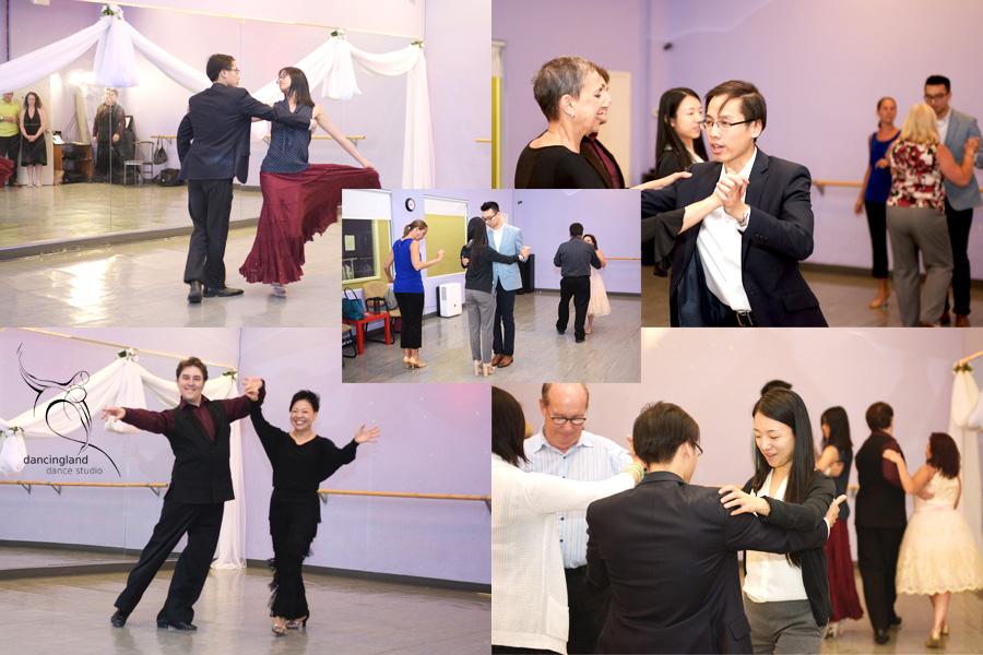social dance August