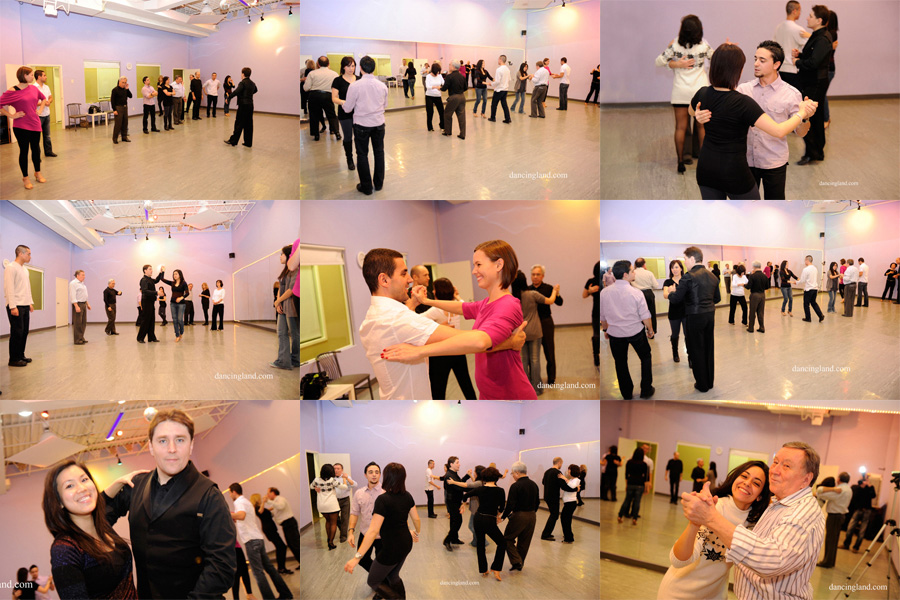 ballroom dance evening