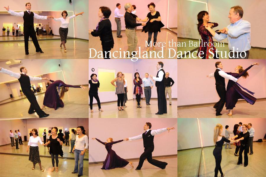 Social Dance October 2010