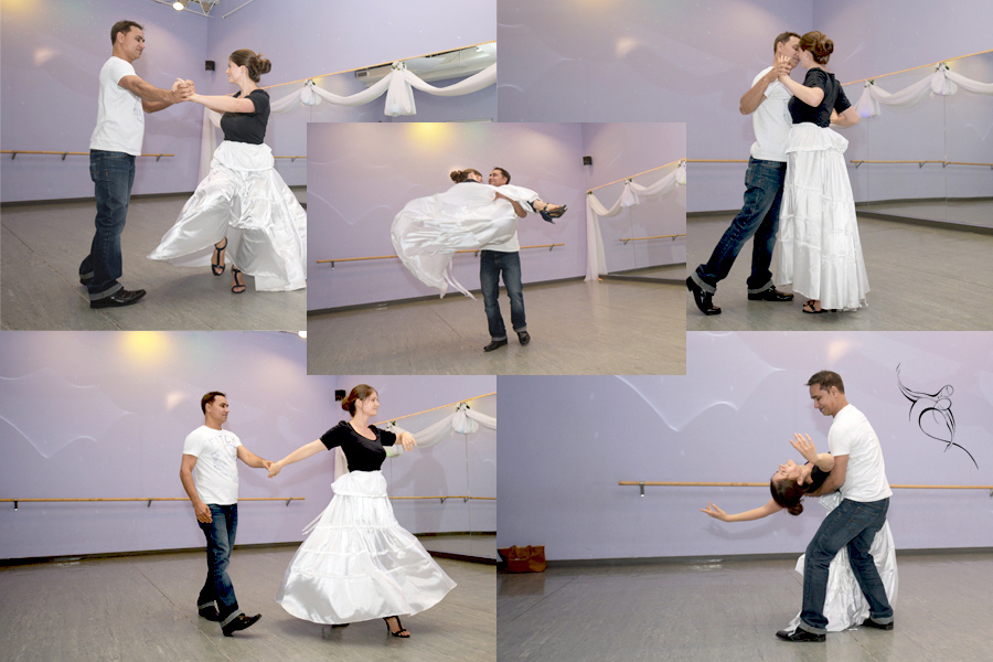 wedding dance practice