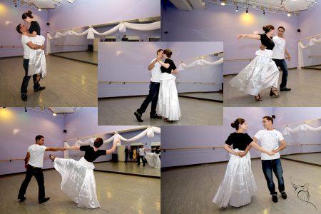wedding first dance practice