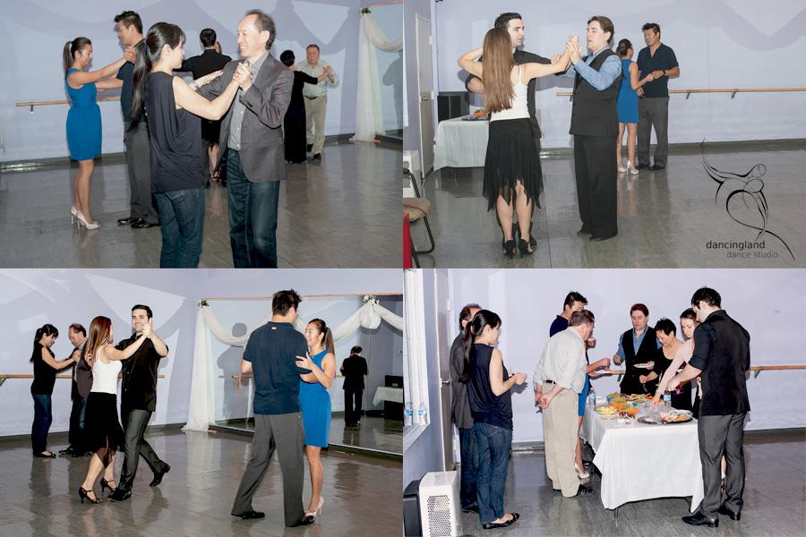 dancing meetup