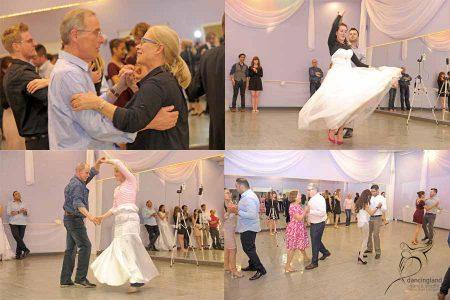 dance party at dancingland