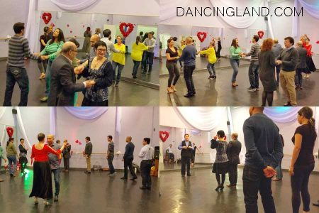 dance social at our studio